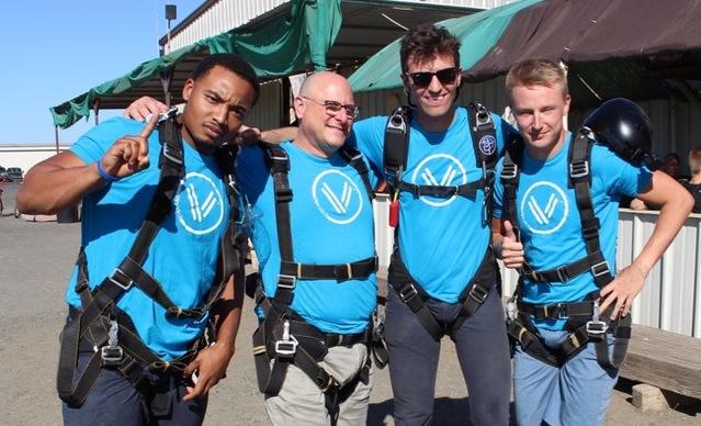 quali skydiving